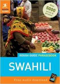 Rough Guide Swahili phrase book