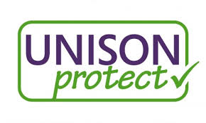 unison - public sector union - working for and fighting to protect workers safety & rights